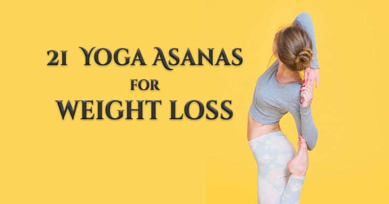 21 Best Yoga Asanas For Weight Loss