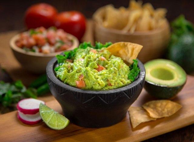 guacamole cart