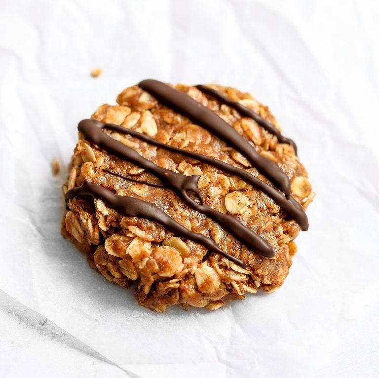 3-Ingredient Almond Butter Cookies – UK Health Blog
