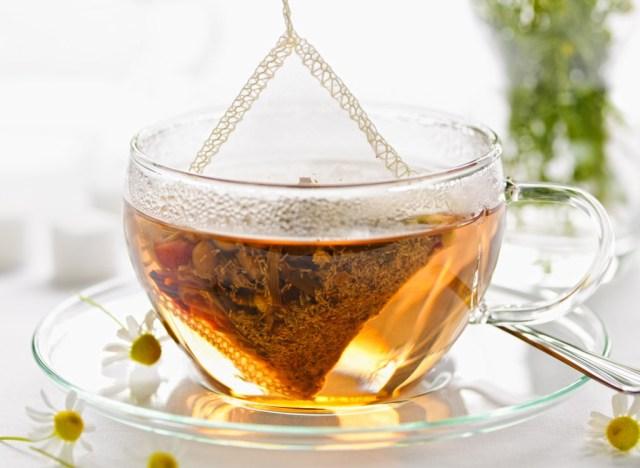 Steep tea bag