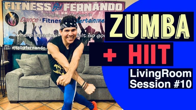 HIIT WORKOUT Cardio dance 30 minute calorie burning total body workout.