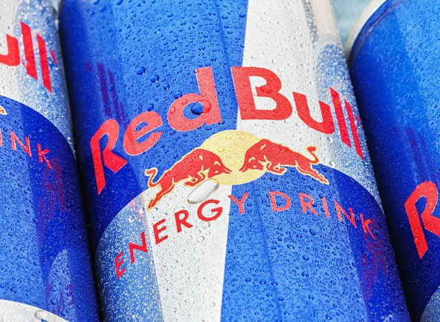 red bull worst energy drink