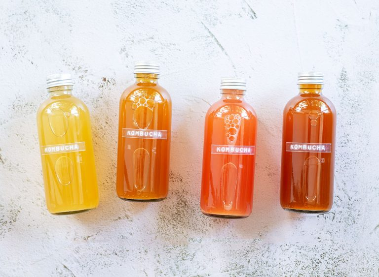Surprising Side Effects of Drinking Kombucha, According to Science